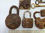 Замки і ключі з німецьких бліндажів ПСВ., фото №4