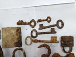 Замки і ключі з німецьких бліндажів ПСВ., фото №7