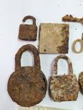 Замки і ключі з німецьких бліндажів ПСВ., фото №8