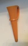 Карандашница СССР 1970 настенная пластиковая, фото №2