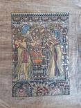 Папирус египетский картина, фото №3
