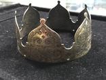 Серебряная корона, фото №8
