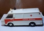 Машинка из СССР Раф 2203 скорая помощь , на реставрацию или запчасти, фото №2