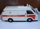 Машинка из СССР Раф 2203 скорая помощь , на реставрацию или запчасти, фото №3