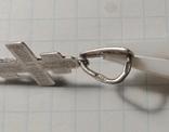 Крестик, серебро 925 пр., фото №4