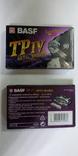 Аудиокассета BASF TP IV METAL MAXIMA, фото №2