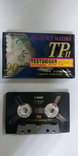 Аудиокассета BASF REFERENCE MAXIMA TP II 90 min, фото №3