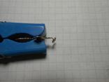 Крестик нательный Серебро 925 Вес - 0,5 грамм, фото №4