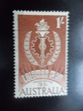 Британские колонии. Австралия. 1951 г, фото №2
