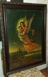 Старинная картина, фото №3