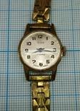 № 513 Часы женские Слава Au10 с браслетом, фото №2