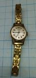 № 513 Часы женские Слава Au10 с браслетом, фото №7