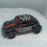 Машинка Volkswagen beetle. 1988 Mattel  (12.20), фото №4