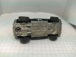 Машинка Volkswagen beetle. 1988 Mattel  (12.20), фото №6