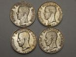 4 монеты по 1 кроне, Швеция, фото №3