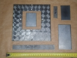 Титан 3мм 4 мм. пластины, фото №2