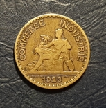 50 сантимов 1923 года, фото №3