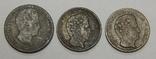 3 монеты Дании по 3 и 4 скиллинга, фото №3
