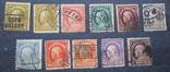 США 1912-1916 гг набор, фото №2
