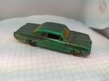 Машинка Pontisc GTO. 2005 Mattel  (12.20), фото №2