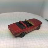Машинка Shelby GT-500. 2010 Mattel  (12.20), фото №6