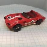 Машинка гоночная. 2014 Mattel  (12.20), фото №4
