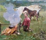 Сорока Аркадій Пастушок, 2005, 65x80, фото №2