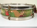 Барабан детский СССР, фото №5