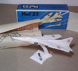 Самолётик из СССР МиГ-23, фото №2