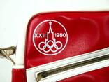 Спортивная сумка Олимпиада 80 СССР, фото №5