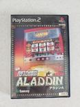 Jissen Pachi-Slot Hisshouhou Aladdin A (NTSC-J, PS2), фото №2