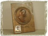 Картина Барельеф Портрет Сувенир Ленин Сталин, фото №4
