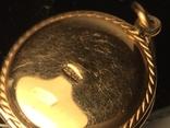 Кулон золотой 583 пробы вес 2,67 грамм, фото №5