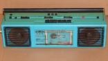 Весна М-310 С2 кассетный магнитофон, фото №2