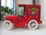 Машинка цирк, электромеханическая  Norma СССР, фото №2