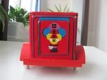 Машинка цирк, электромеханическая  Norma СССР, фото №6