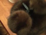 СССР Шапка. Соболь натуральный. Мужская, размер 64, фото №5