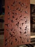 Прищепки зажимы металические для занавесок СССР, фото №13