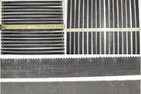 Полотна Тонкие-ножовочные новые по металлу 17-шт. для ручных пил из СССР, фото №2
