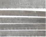 Полотна Тонкие-ножовочные новые по металлу 17-шт. для ручных пил из СССР, фото №4