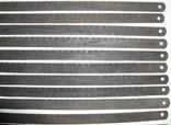 Полотна Тонкие-ножовочные новые по металлу 17-шт. для ручных пил из СССР, фото №6