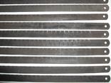 Полотна Тонкие-ножовочные новые по металлу 17-шт. для ручных пил из СССР, фото №7