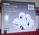 Диски CD-R 700MB, 8 шт., новые, фото №2
