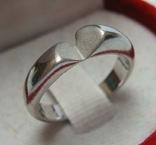 Серебряное Кольцо Размер 17.0 Серебро 925 проба 496