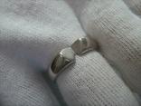 Серебряное Кольцо Размер 17.0 Серебро 925 проба 496, фото №7
