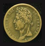 Французкая Гваделупа 5 центов 1825, фото №2
