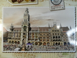 """Коробка конфетная """"Мюнхен"""", жесть. Без повреждений., фото №5"""