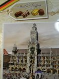 """Коробка конфетная """"Мюнхен"""", жесть. Без повреждений., фото №8"""
