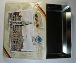 """Коробка конфетная """"Мюнхен"""", жесть. Без повреждений., фото №9"""