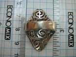 Серебряное Кольцо Размер 16.75 Серебро 925 проба 562, фото №5